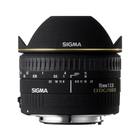 Sigma 15mm f/2.8 EX DG Fisheye Lens - Canon Fit