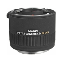 Sigma 2x Tele Converter EX DG - Nikon Fit