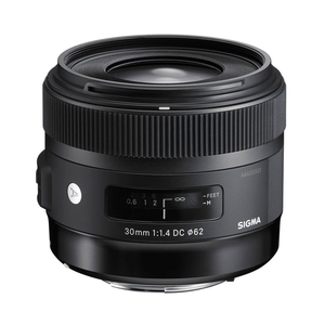 Image of Sigma 30mm f1.4 DC HSM Art Lens - Nikon Fit