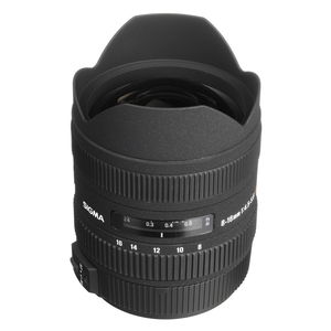 Image of Sigma 8-16mm f/4-5.6 DC HSM Lens - Canon Fit