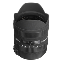 Sigma 8-16mm f/4-5.6 DC HSM Lens - Nikon Fit
