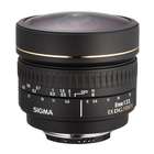 Sigma 8mm f/3.5 EX Fisheye Lens - Nikon Fit