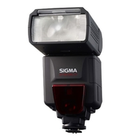 Sigma EF 610 DG Super Flash - Nikon Fit