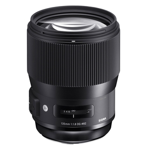 Image of Sigma 135mm f/1.8 DG HSM A Lens - Nikon Fit