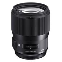 Sigma 135mm f/1.8 DG HSM A Lens - Canon Fit