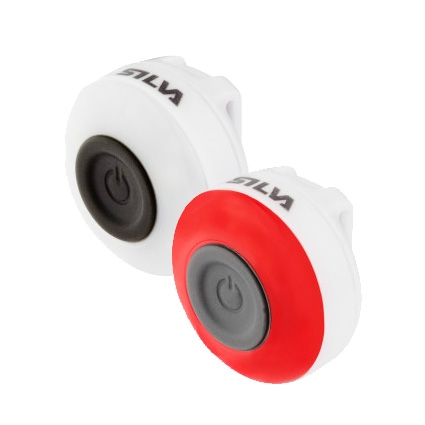 Red Silva Tyto Sports Safety Light