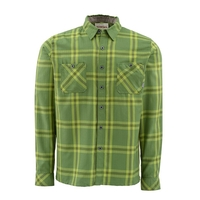 Simms Black's Ford Flannel Shirt