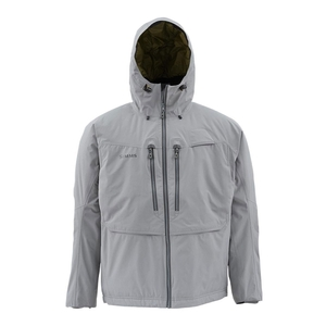 Image of Simms Bulkley Jacket - Concrete