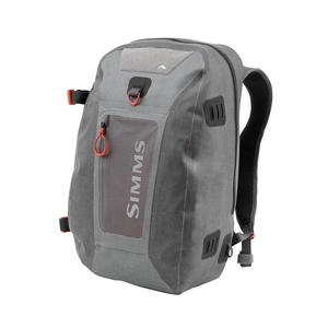 Image of Simms Dry Creek Z Backpack - 2018 Model - Pewter