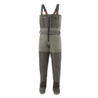 Image of Simms Freestone Z Stockingfoot Waders - Dark Gunmetal