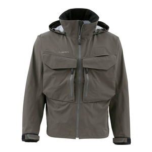 Image of Simms G3 Guide Jacket - Dark Olive