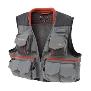 Image of Simms Guide Vest - 2018 Model - Steel