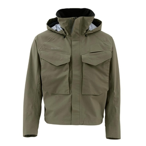 Image of Simms Simms Guide Wading Jacket - Loden