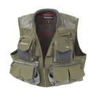 Image of Simms Guide Vest - 2018 Model - Hex Camo Loden
