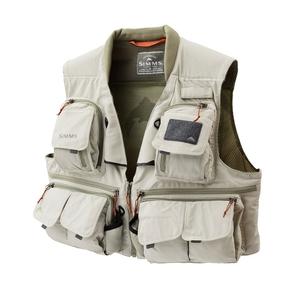 Image of Simms Guide Vest - Khaki