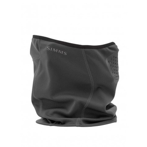 Image of Simms Guide Windblock Neck Gaiter - Raven