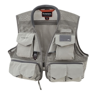 Image of Simms Headwaters Pro Mesh Vest - 2018 Model - Boulder