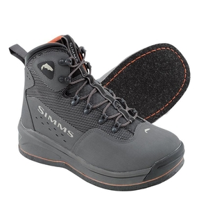 Image of Simms Headwaters Wading Boots - Felt Sole - Coal