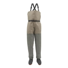 Image of Simms Kid's Tributary Stockingfoot Waders - Tan