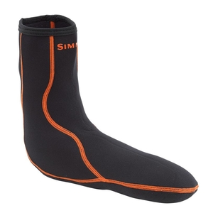 Image of Simms Neoprene Wading Socks - Black