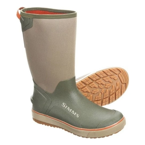 Image of Simms Riverbank 14in Pull-on Boot - Loden