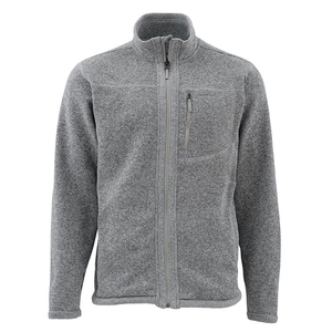 Image of Simms Rivershed Jacket - Smoke