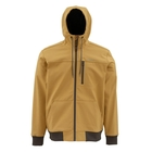 Image of Simms Rogue Fleece Hoody - Honey Brown