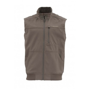 Image of Simms Rogue Fleece Vest - Hickory - Hickory