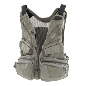 Image of Simms Waypoints Convertible Vest - Greystone