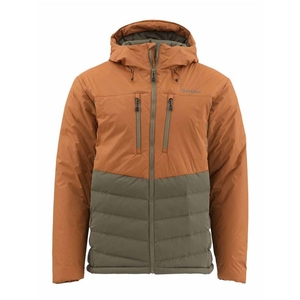 Image of Simms West Fork Jacket - Shadow Brown