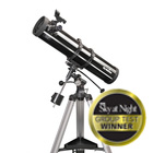 Sky-Watcher Explorer-130M 130mm Newtonian Reflector Telescope (With Motor Drive)
