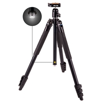 Slik Lite AL-420 Aluminium Tripod With SBH-100DQA Ball Head