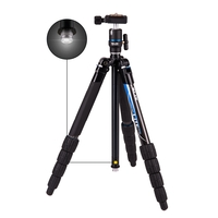 Slik Lite CF-522 Carbon Fibre Tripod With SBH-180DS Head