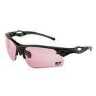 Image of Smith and Wesson M&P Harrier Half Frame Shooting Glasses Interchangeable Set
