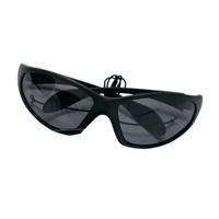 Snowbee Sports 'Wraparound' Polarised Sunglasses - Black (Frame)