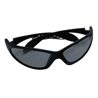 Snowbee Sports 'Wraparound' Polarised Sunglasses - Black (Frame)