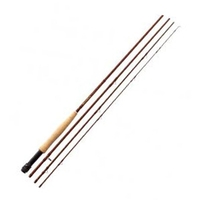 Snowbee 4 Piece Classic Fly Rod - 6ft #2-3 - Reversed Half Wells Handle