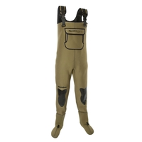 Snowbee 4mm SFT Neoprene Stockingfoot Chest Waders