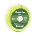Snowbee Braided Dacron Backing Line - 100m
