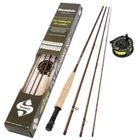 Snowbee Classic Fly Fishing Kit - 7ft - #4