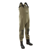 Snowbee Classic Neoprene Cleated Bootfoot Chest Waders