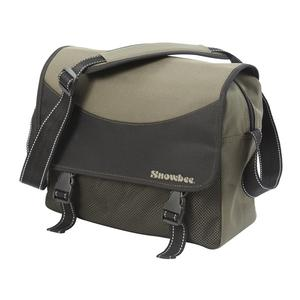Image of Snowbee Classic Trout Bag - Medium - Light Olive Green / Black