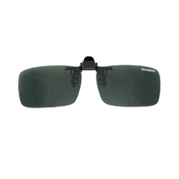 Snowbee Clip-on Polarised Sunglasses - Large