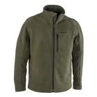 Image of Snowbee Dartmoor Fleece Jacket - Dark Loden Green