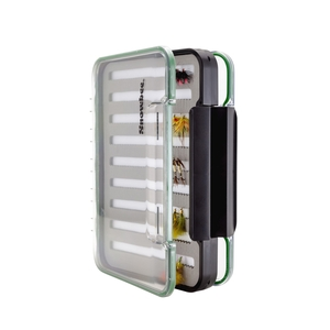 Image of Snowbee Easy-Vue Competition Fly Box - Large