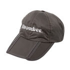 Image of Snowbee Folding Cap - Slate Grey