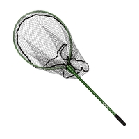 Snowbee Folding Game Net With Rubber-Mesh