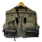 Image of Snowbee Geo Fly Vest - Sage Green