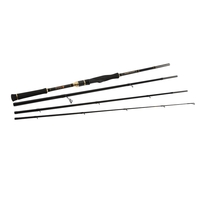 Snowbee Kuroshio LRF Spinning Rod - 8ft 6in - 8-28g