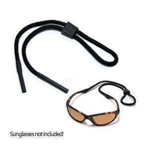 Image of Snowbee Sunglasses Lanyard - Black